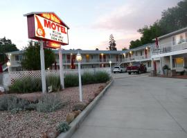 Red Wing Motel, hotel near Cave of the Winds, Manitou Springs