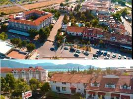 Akkent Garden Hotel, отель в Фетхие