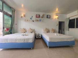 ฟ้าทะลายโจรรีสอร์ท, hotel in Prachuap Khiri Khan