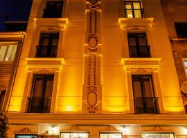 The Camelot Hotel, hotel en Estambul