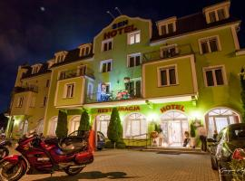 Hotel Sen, hotel near Zielona Gora/Babimost Airport - IEG, Świebodzin