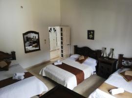 Hospedaje san javier, hotel in Villa de Leyva