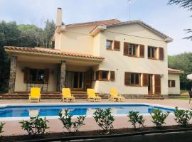 La Pineda de Can Marlet, hotel que acepta mascotas en Montseny
