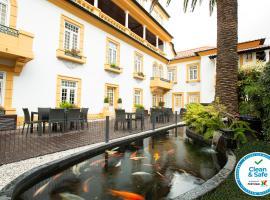 Veneza Hotel, отель в Авейру