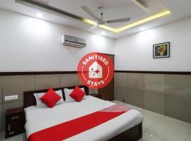 OYO 61408 Jagat Resorts, отель в городе Джамму