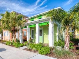 Amazing Cottage near Disney at the New Margaritaville Resort cottage, Ferienunterkunft in Orlando