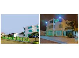 Manta Airport Hotel, hotel in Manta