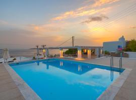 Lithos by Spyros & Flora, hotel v destinaci Agios Ioannis Mykonos