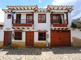 Hotel Aamayu, hotel in Villa de Leyva