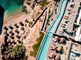 The Wild by Interni, luxury hotel in Kalafatis