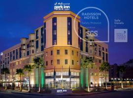 Park Inn by Radisson Al Khobar, hotel perto de Giant Stores, Al Khobar