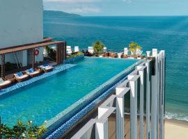 다낭에 위치한 호텔 하이안 비치 호텔 & 스파