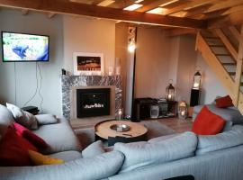 la suite des Carmes, apartment in Namur