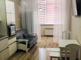 Уютная квартирка, hotel with jacuzzis in Gelendzhik