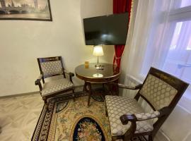 Park-Hotel, hotel in Nizhnevartovsk