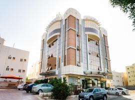 OYO 488 Nomas Plaza Of Housing Units, hotel em Jazan