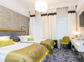 Orfei GOLD, bed & breakfast a San Pietroburgo