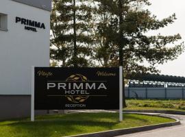 Primma Hotel, hotel in Moldava nad Bodvou