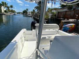 Miami Boat Rent, boat in North Miami