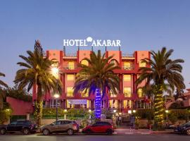 Hotel Akabar, hotel near Koutoubia, Marrakesh