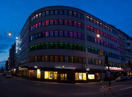 Best Western Hotel Fridhemsplan, hotel in Stockholm
