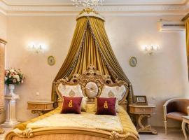 Отель Бристоль Центральный, отель в Таганроге