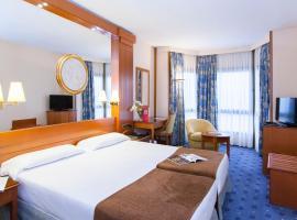 Hotel los Bracos by Silken, ξενοδοχείο στο Λογκρόνο