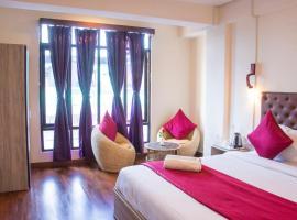 Humro Himalayan Orchid, hotel in Darjeeling
