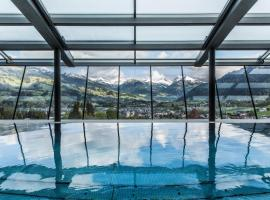 Lebenberg Schlosshotel-Kitzbühel, отель в Кицбюэле