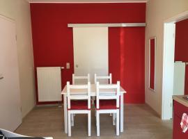 die Senfbude - Apartments #2 & 5 - ruhig und elegant!, accessible hotel in Leipzig