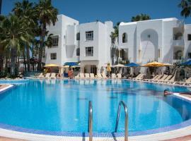 Hotel Nesrine, hotel in Hammamet