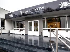 Perła Borów – hotel w Tleniu