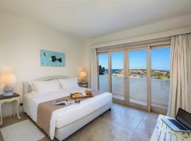 Residence Balocco Porto Cervo, hotel with jacuzzis in Porto Cervo