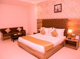 Whitepod Luxury by D Pavillon Delhi Airport, four-star hotel in New Delhi