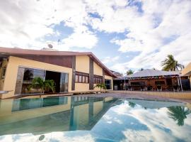 Viana Palace Hotel, hotel with pools in Juazeiro do Norte