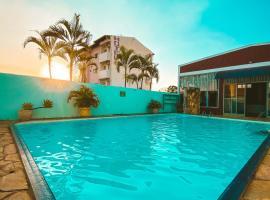 Manhattan Hotel, hotel in Caldas Novas