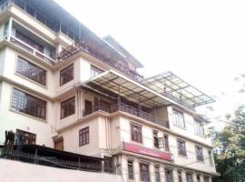 Hotel Vajrakila, hotel in Gangtok