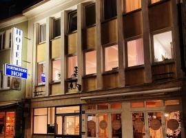 Hotel Dortmunder Hof, Hotel in Würzburg
