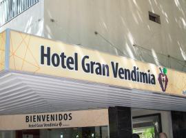 Hotel Gran Vendimia by Bouquet, отель в городе Мендоса
