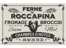 Ferme de Roccapina, hotel near The Lion of Roccapina, Sarragia