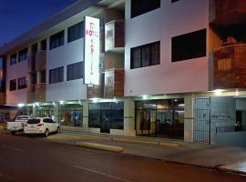 Hotel Castilla, hotel in David