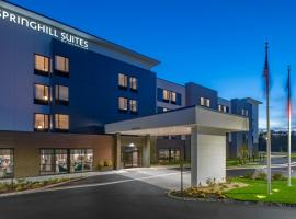 SpringHill Suites By Marriott Wrentham Plainville, Hotel in Wrentham