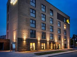Hotel Adler Münster, accessible hotel in Münster