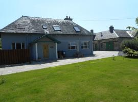 Chauffeur's Cottage with Hot Tub, Glenshee, hotel in Blairgowrie
