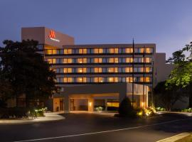 Marriott Hotel at Research Triangle Park, hotel in Durham