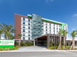 Wyndham Garden Orlando Universal / I Drive, hotel with pools in Orlando