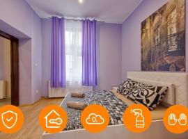 70s Guest room, hotel conveniente a Cracovia