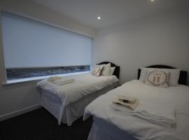 Loch Lomond Riverside Apartment, hotel in Drymen