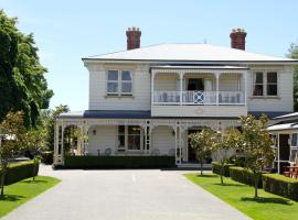 Merivale Manor, hotel near Christchurch Art Gallery, Christchurch