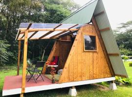 Pele's Edge Glamping and Camping, glamping site in Pahoa